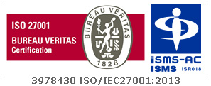 ISMS認証シンボル