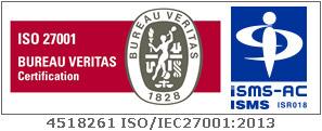 ISMS認証 No.451861